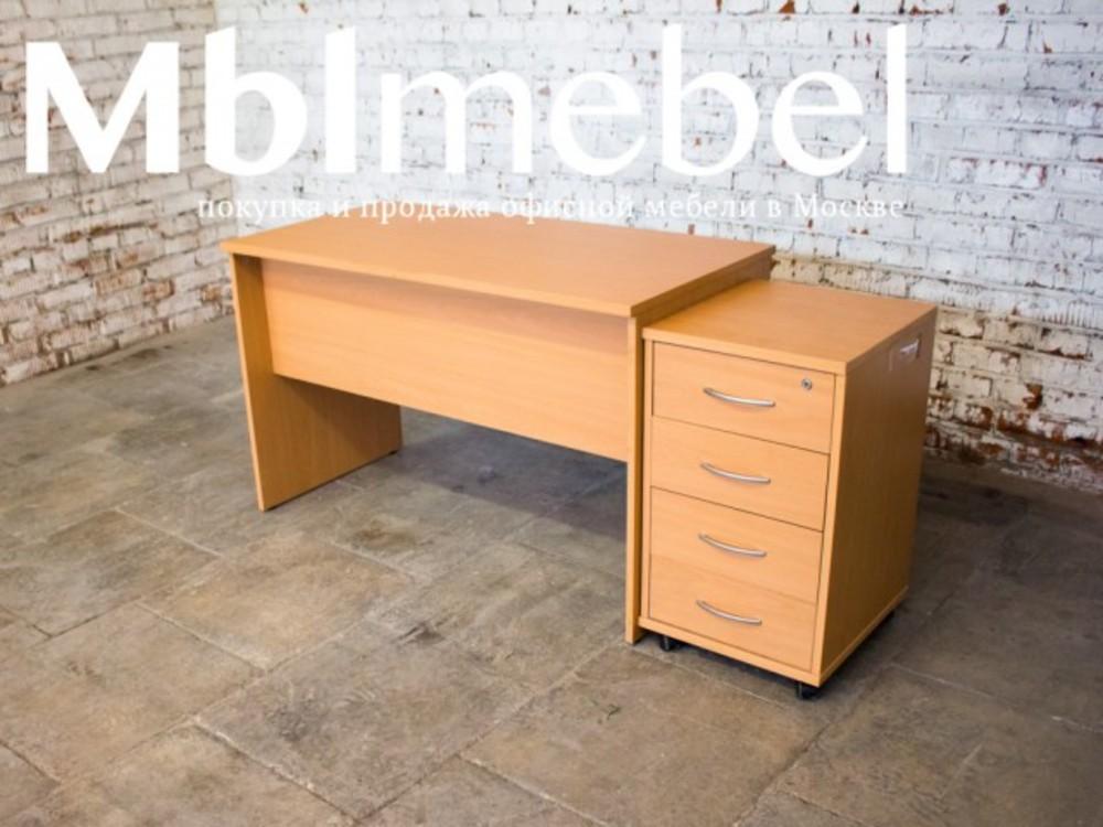 Комплект стол письменный тумба