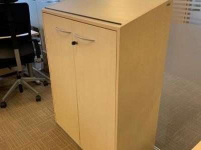 Шкаф для документов низкий Bene