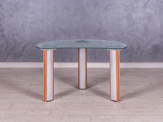 Стол для персонала стекло