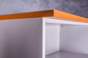 Шкаф для документов яблоня