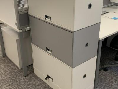 Шкафофисныйдля документов Steelcase Flex-Box