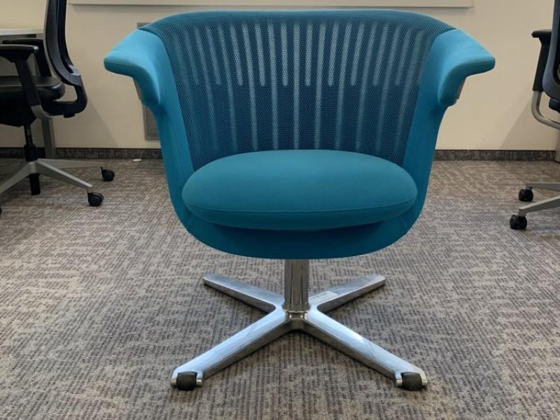 Кресло офисное Steelcase i2i Platinum