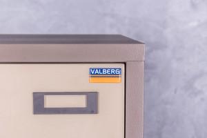 Огнестойкая картотека Valberg FC 4E-KK