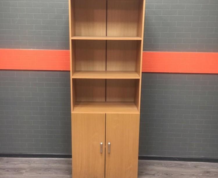 Стеллаж офисный груша, шкаф полуоткрытый бу