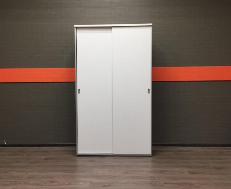Шкаф для документов, серый