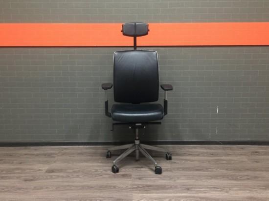 Кресло  для руководителя HIGH WAY DAUPHIN кожа