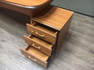 Стол руководителя Феликс Технофорвард, Орех