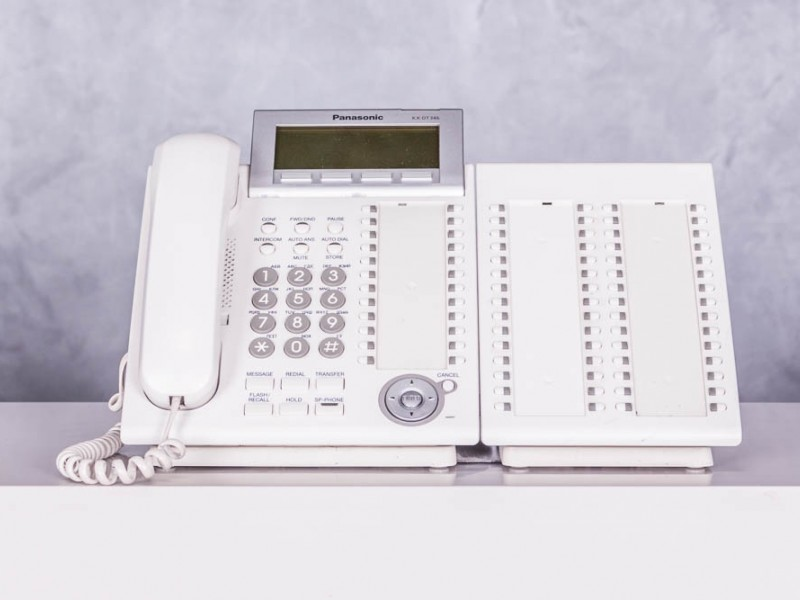 Системный телефон Panasonic KX-DT346