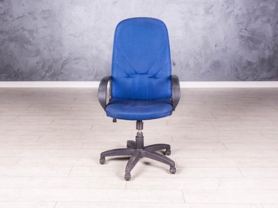 Креслоофисное синее