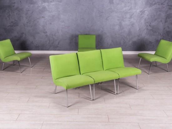 КреслоWalter Knoll зелёное