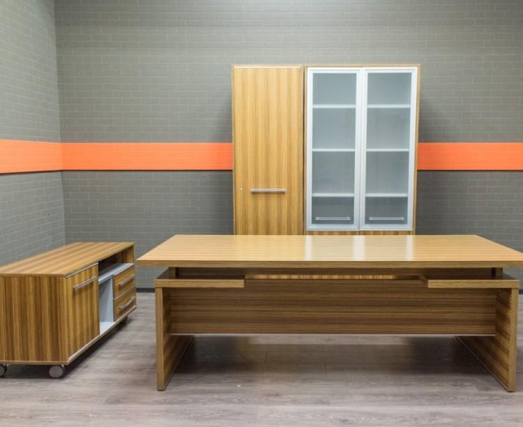 Кабинет руководителя Феликс, офисная мебель бу