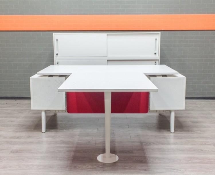 Кабинет руководителя Vitra, офисная мебель бу