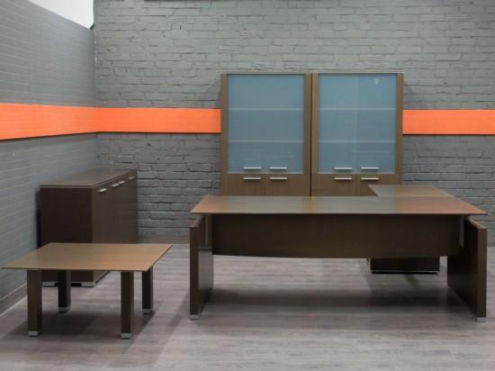 Комплект мебели в кабинет руководителя