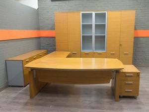 Кабинет руководителя Италия офисная мебель бу