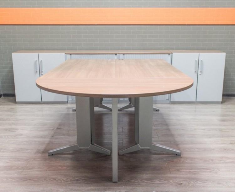 Комплект офисный Steelcase, ясень и серый