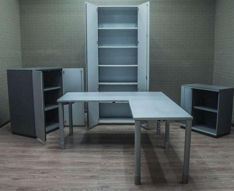 Кабинет офисный с угловым столом Bene