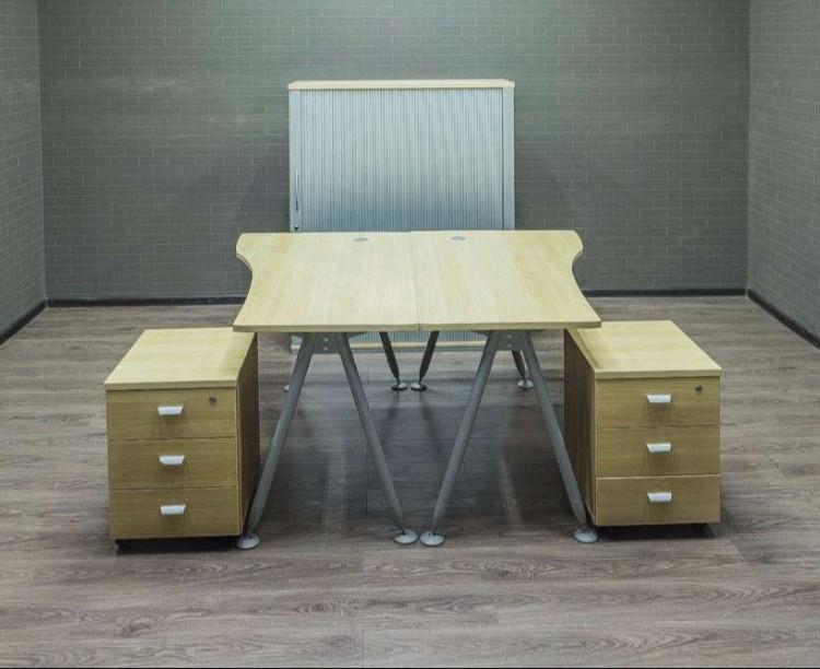 Офисная мебель для двух сотрудников