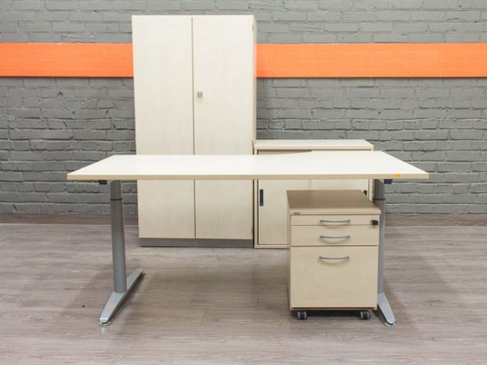 Assmann комплект мебели для менеджера