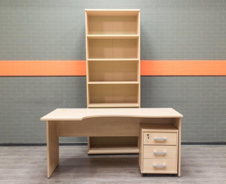 Офисная мебель бу Комплект офисный бук
