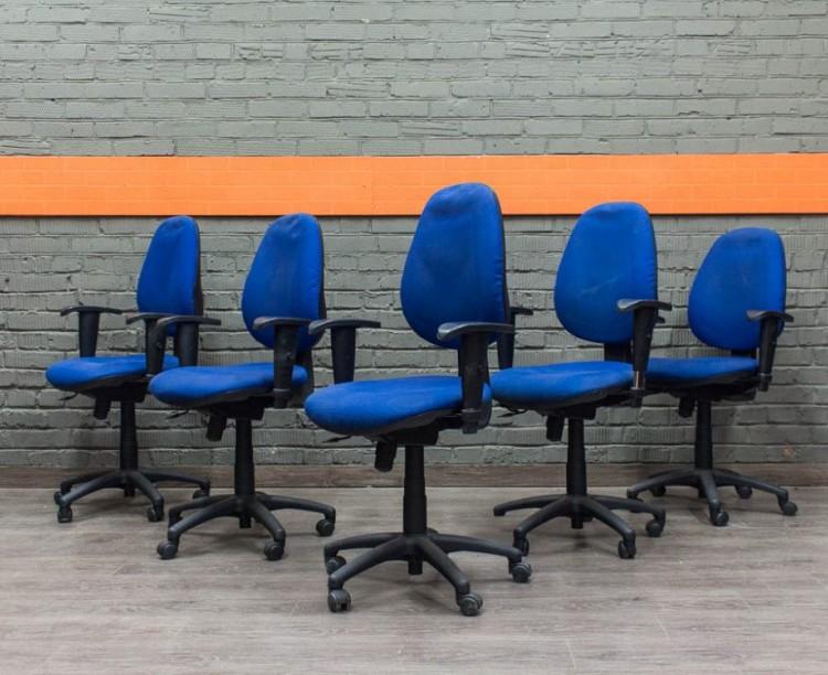 Компьютерное кресло Sitland, синее