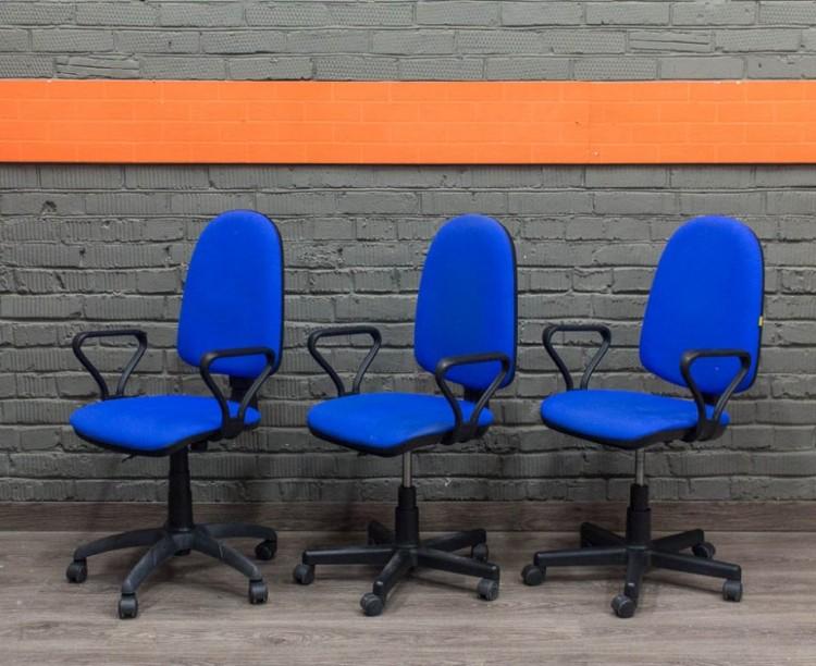 Компьютерное кресло Престиж, ткань