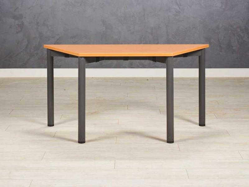 Стол офисный Steelcase, цвет бук
