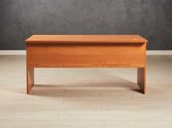 Стол прямой, цвет ольха.