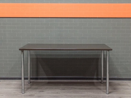 Стол прямой венге, офисная мебель бу