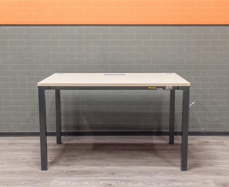 Компьютерный стол прямой, офисная мебель бу