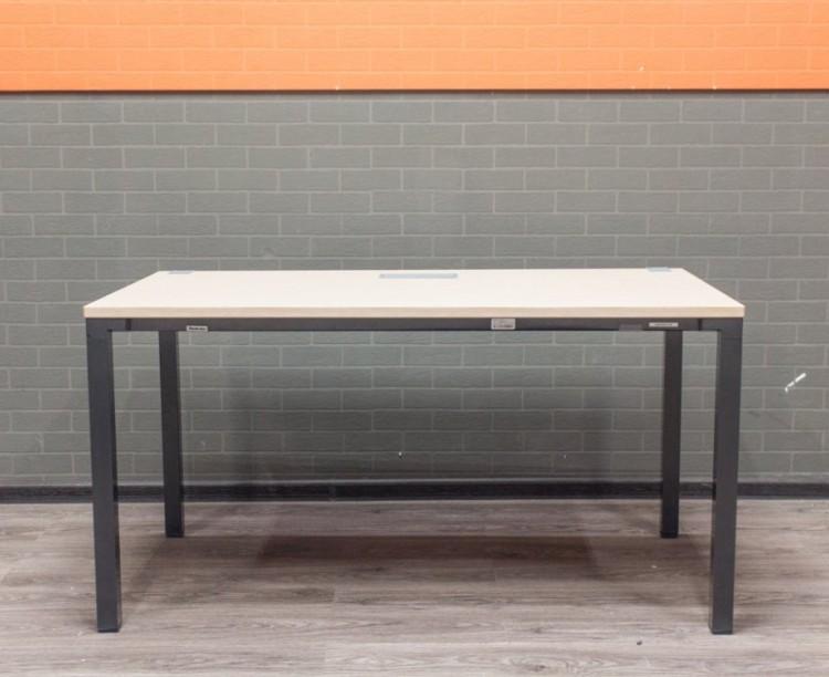 Стол офисный Steelcase дуб, офисная мебель бу