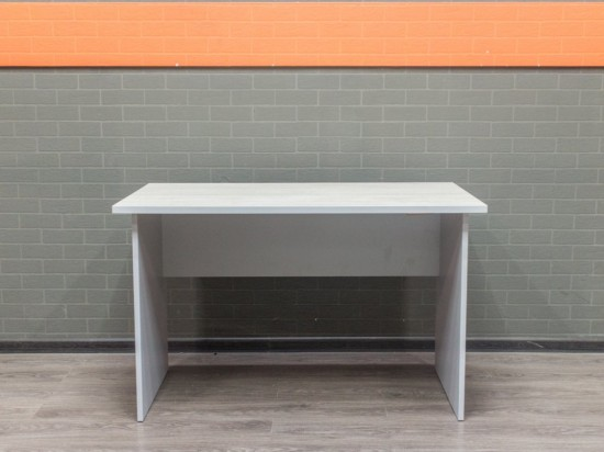Компьютерный стол сосна, серый, 120х70