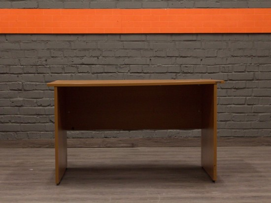Прямой письменный стол, бук