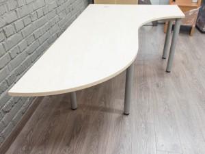 Офисный стол, клен, офисная мебель бу