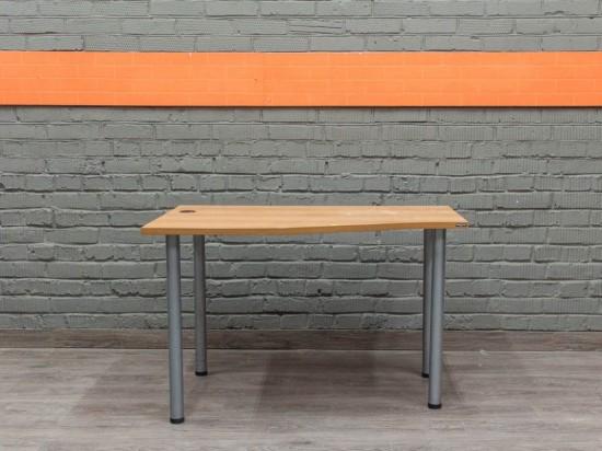 Компьютерный стол эргономичный, металл