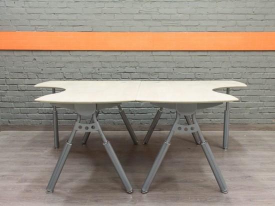 Комплект столов для двух сотрудников, Феликс