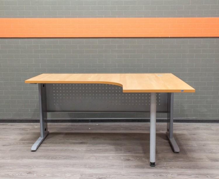 Стол офисный угловой, офисная мебель бу