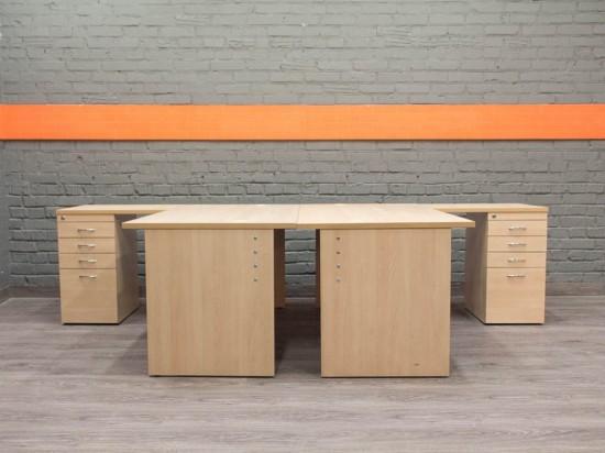 Комплект офисный для двух сотрудников
