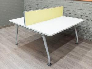Компьютерный стол в офис, бенч-система