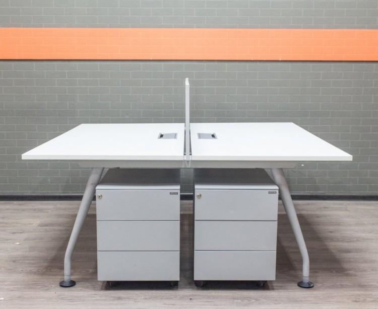 Стол офисный Walter Knoll, бенч-система для сотрудников