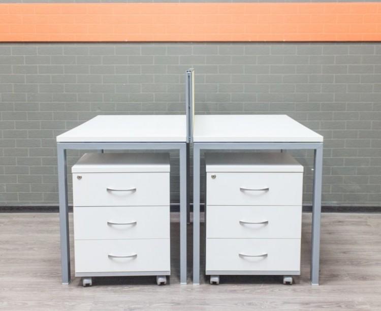 Стол офисный, бенч-система, офисная мебель бу