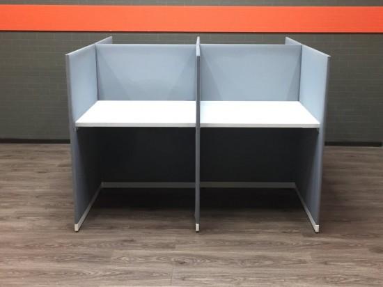 Стол для call-центра на 4 человека