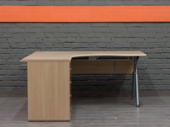 Компьютерный стол с приставной тумбой, Феликс