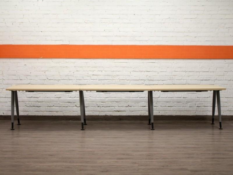 Стол офисный модульный, бэнч-система