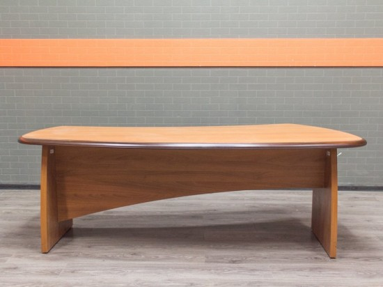 Стол руководителя Феликс, офисная мебель бу