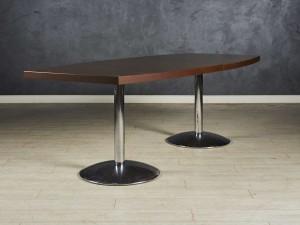 Стол переговорный офисный, цвет венге