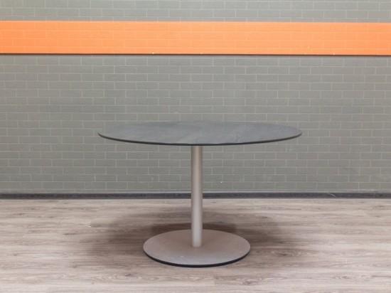 Стол для переговоров круглый, Bene, шпон сосны