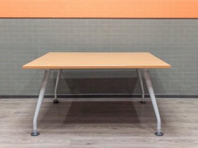 Офисный стол для переговоров, вишня