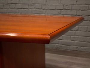 Стол переговорный для совещаний, шпон