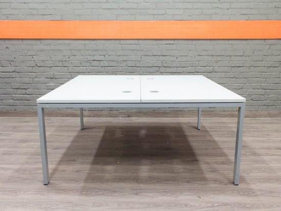 Стол для переговоров, бенч-система BENE. Офисная мебель бу