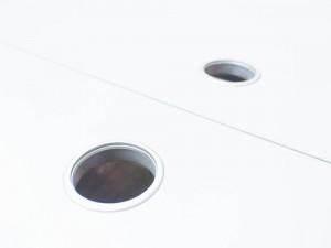 Стол для переговоров, бенч-система BENE